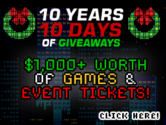 10 Years, 10 Days of Giveaways!