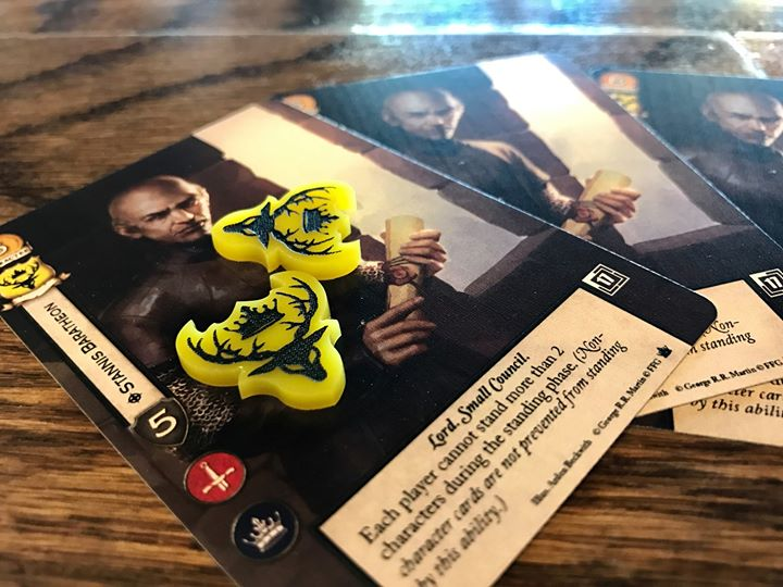 Game of Thrones TCG