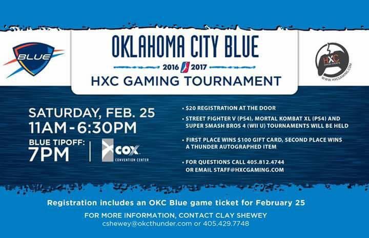 OKC Blue Fighters Tournament