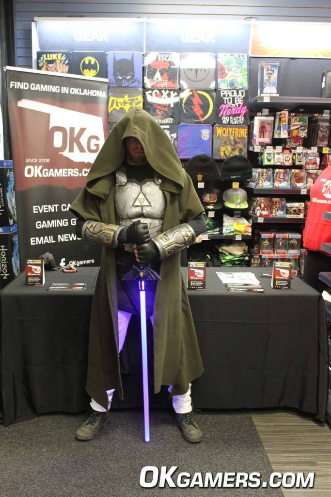 Jedi Link Cosplay
