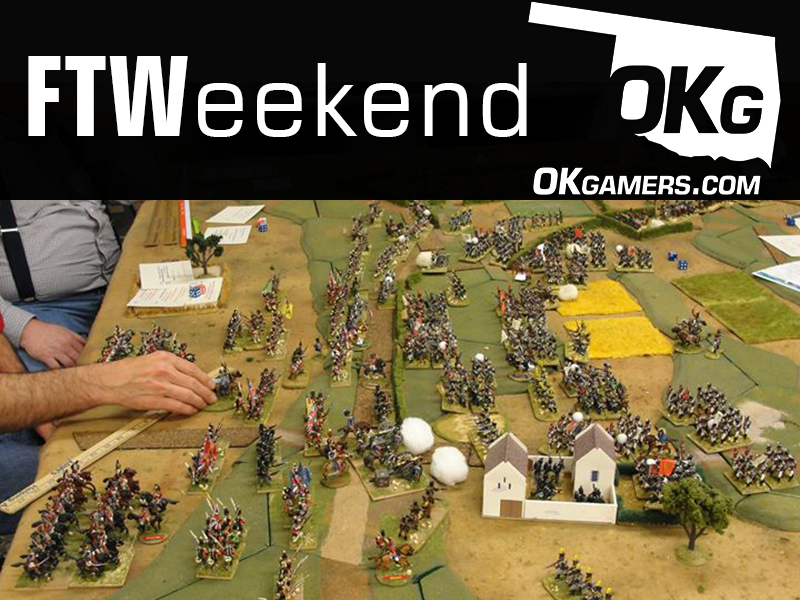 FTWeekend – TwisterCon, GM Training, Call of Duty 2v2, Blood Bowl and BioTANK