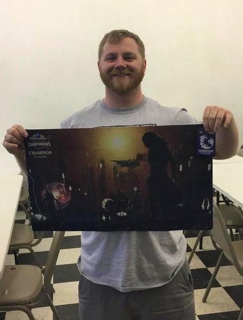 Daniel Graves, Oklahoma State Champion