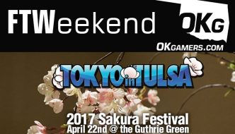 FTWeekend: Sakura Festival, Amonkhet, Pokemon TCG, Warhammer and Game Development