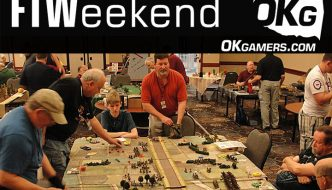FTW: Warlord Con, ARMS, Hero Clix, Board Games and Heavy Gear Blitz