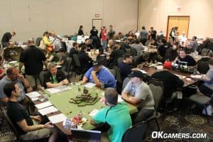 Battletech at SoonerCon