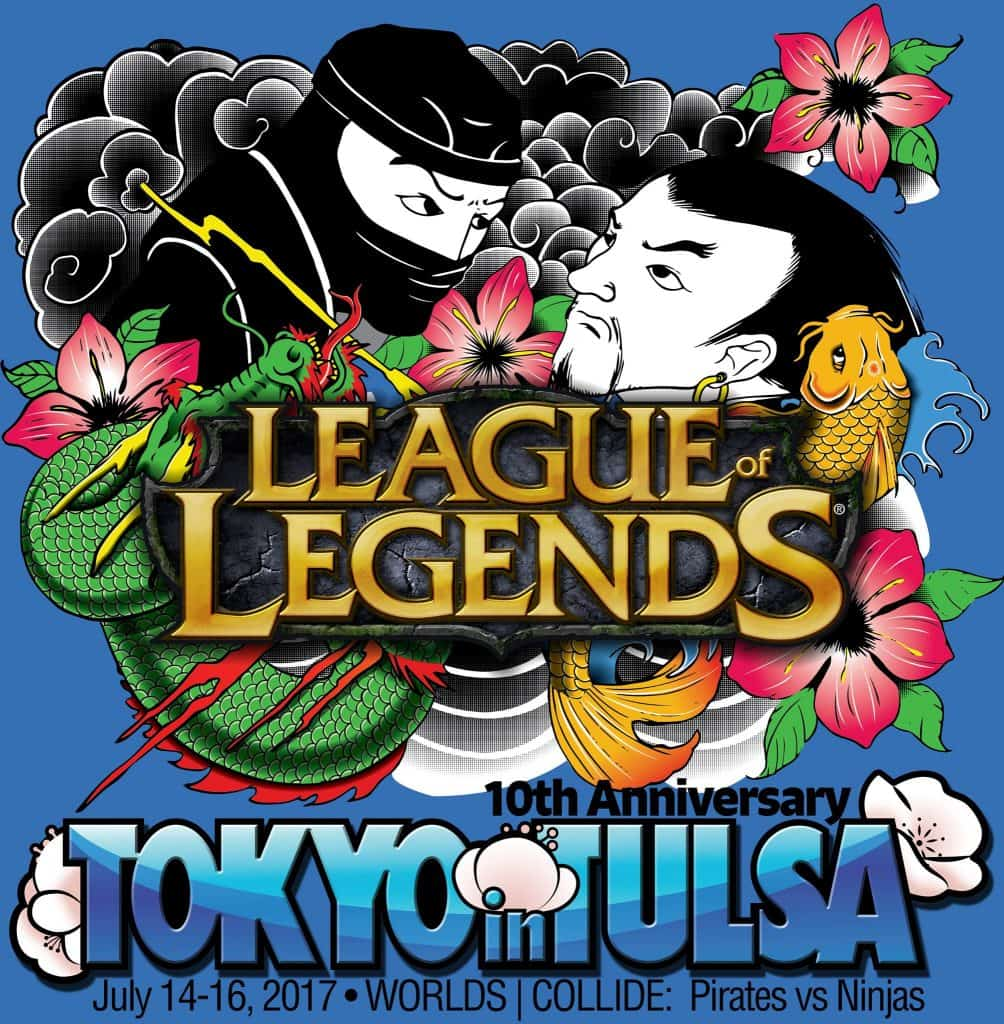 League Of Legends At Tokyo In Tulsa: Celebrating Five