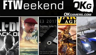 FTWeekend: Call of Duty, Magic, Age of Sigmar, Forza and E3