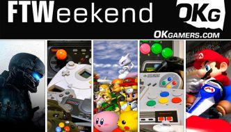 FTWeekend: Halo 5, Mario Kart, Smash Melee and Retro Games