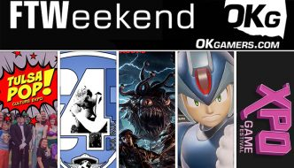 FTWeekend: Marvel vs. Capcom, D&D, Game4Paul and Cons Coming Soon