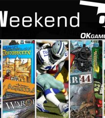 FTWeekend: Board Games, Vs. System, Madden 18 and More Board Games