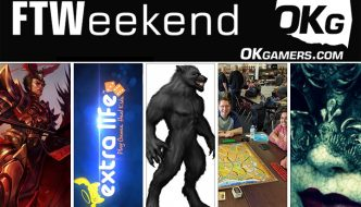 FTWeekend: Extra Life, Werewolf LARP, Vampire LARP and League of Legends