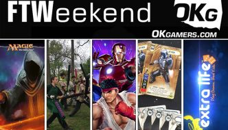 FTWeekend: Boffer LARP, Marvel vs. Capcom Infinite, Magic and Star Wars Destiny