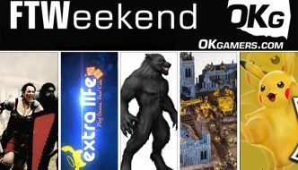 FTWeekend: Extra Life, Dystopia Rising, Pokkén, Warhammer and Ultimate Werewolf