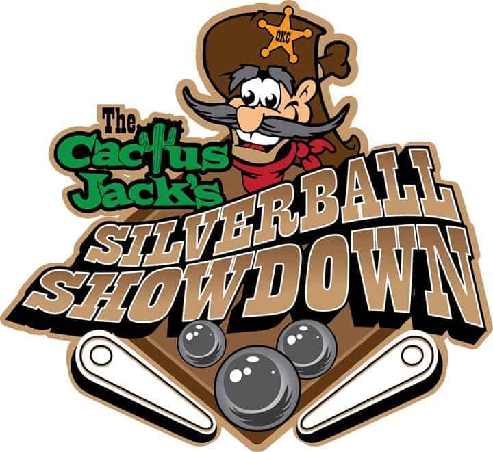 At Cactus Jack's Silverball Showdown 2018