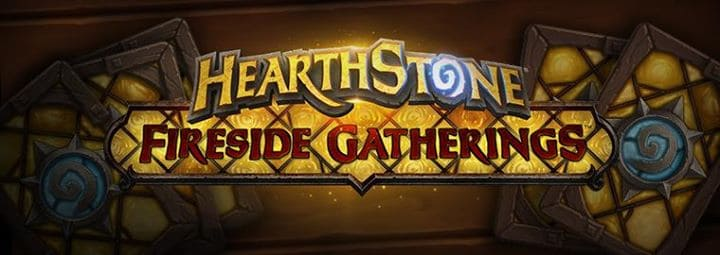 hearthstone okgamers com at tabletop night feat fireside gathering